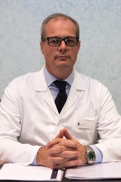 Prof. Alessandro Castiglioni - Heart surgeon