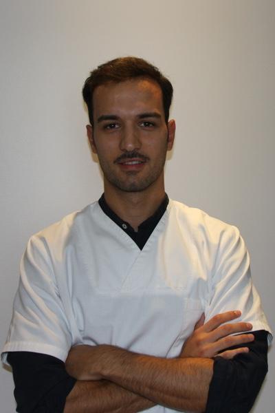 Dr. Francesco Di Staso - Massage Therapist / Osteopath